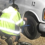 Flat Tire Changes in Wyoming, MN